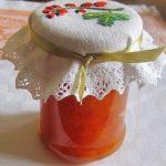 Smażone pomidory.Z octem balsamicznym i wanilią.