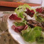 Sałatka zamiast obiadu czyli Nigella ekspresowo.