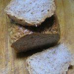 Graham na zakwasie.Światowy Dzień Chleba.
