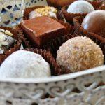 Czekoladowe sny.Pralinki,czekoladki,trufle w 20! TU i TAM