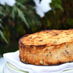 Mały Świat i ser na drogę. Wytrawny sernik w zimowej szacie