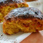 Siła wspólnego pieczenia.Słodki chleb z cynamonem na podwieczorek