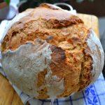 Chleb oliwkowy J.Hamelmana i opowieść Franciszki o tym jak wspólne pieczenie łączy