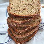 Chleb litewski w listopadowej Piekarni. I okrasa z gęsi