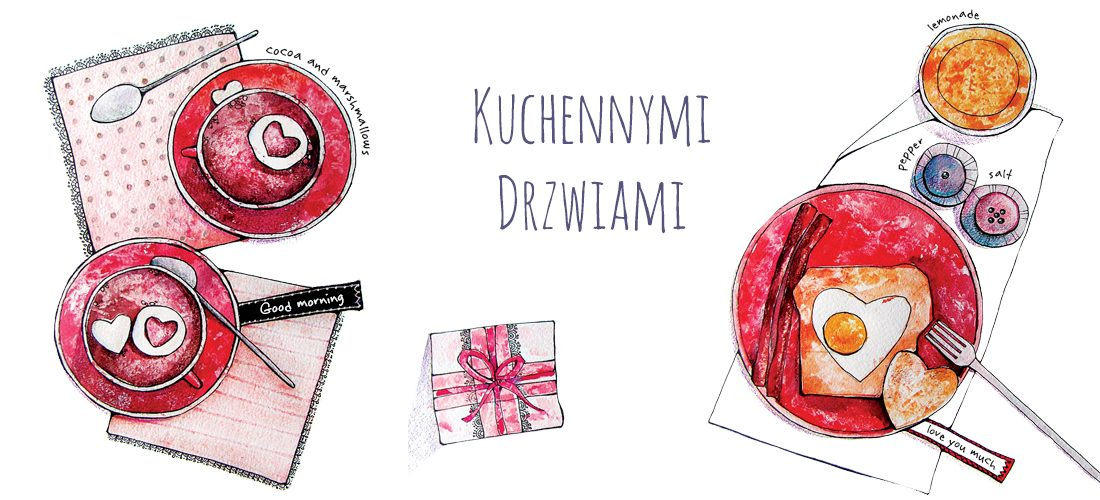 Kuchennymi drzwiami
