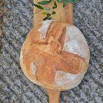 Toskański chleb. Pane Toscano w sierpniowej Piekarni