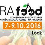 Natura Food. Gotuj się do Łodzi!