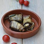 Bakłażany, kozi ser, zioła i oliwa. Żegnaj lato na rok…