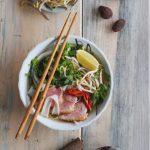 Phở . Wietnamska zupa z francusko-chińskimi korzeniami