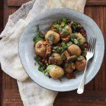 Młode ziemniaki, bób i kurki. Sezonowo od A do M