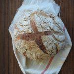 Chleb na zakwasie z dynią i figami. World Bread Day 2017!