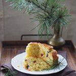 Świąteczne ciasto drożdżowe pani Kazi. Przepisy Przyjaciół