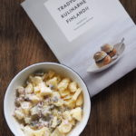 Tradycje kulinarne Finlandii i Perunasalaatti
