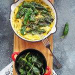 Omlet z pimientos de Padrón. Śniadanie dla Niej i dla Niego