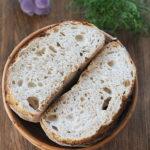 Chleb wiejski całonocny na zakwasie. Wielkanocna Piekarnia!