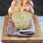 Brioche na zakwasie. Brioche au Levain. World Bread Day 2019!