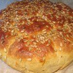 Chleb ziemniaczany.Weekendowa Piekarnia # 76.