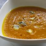 Potimarron i zupa z pleśnią.