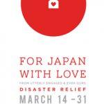 Dzień milczenia na blogach.For Japan With Love.