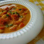 ,Najdrobniejsza cząstka dobrze upieczonej dyni'. Curry na jesień.