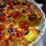 Pomidorowe clafoutis. Sezonowo z Magdą