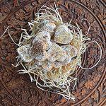 Ciasteczka serduszka z powidłami śliwkowymi. Dla Agnieszki i Sławka