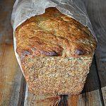 Chleb pszenno żytni z prażoną mąką. I marcowa Piekarnia za nami…