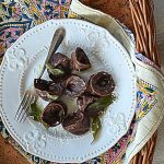 Pierożki kakaowe z pieczoną dynią i ricottą. Cappellacci al cacao e zucca. Pasta e Vino!