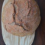 Chleb z pieczonym burakiem Emmanuela Hadjiandreou w styczniowej Piekarni