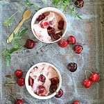 Czereśniowe lody, lody dla ochłody! I czego nie wiesz o czereśniach…