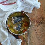 Psarosoupa lemono czyli zupa rybna z cytryną z Itaki. I morskie refleksje…