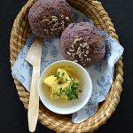 Bułki z pieczoną marchwią i tymiankiem. Listopadowa Piekarnia