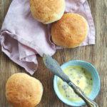 Bułki z ziemniakami w lipcowej Piekarni!