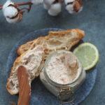 Pâté z wędzonego łososia i mascarpone. Śniadanie dla Niej i dla Niego
