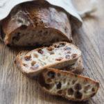 Chleb na zakwasie z rodzynkami i anyżem. Karnawałowe dylematy…
