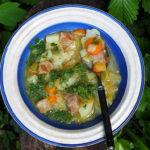 Zupa z młodą kapustą i cielęciną. Letniej zupy czar…