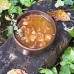 Zupa z rydzami z Gościnnej Chaty w Wysowej!