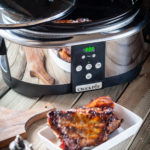 Żeberka pieczone w wolnowarze. Slow cooking na święta!