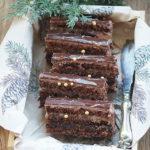 Świąteczny tort piernikowy. Bożonarodzeniowe desery