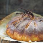 Chleb dyniowy z żurawiną w grudniowej Piekarni. Niech nam się piecze!