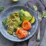 Awokado… Kremowy sos z jalapeño. Sezonowo od A do M