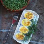 Jajka faszerowane. Wielkanocna klasyka