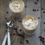 Pudding kawowy z tapioką i kokosem. Jak powstaje kawa?