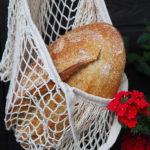 Chleb pszenno orkiszowy na zakwasie