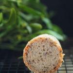 Chleb pszenno – orkiszowy ze słoika. Grudniowa Piekarnia