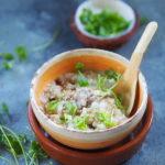 Congee z kaczką. Chiński kleik z ryżu na zdrowie!