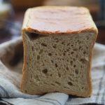 Chleb tostowy na zakwasie. Pan de mie w lutowej Piekarni