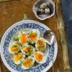Jajka z za'atarem i cytryną. Wielkanocna inspiracja