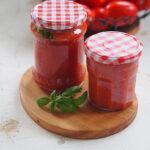 Pomidorowa passata jak u włoskiej mammy