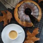 Babka z kawą i czekoladą. Deser na jesień